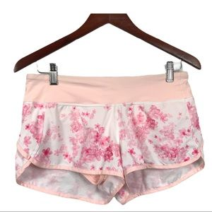 Lululemon Speed Shorts - Frangipani Pink, Size 6